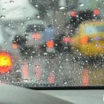 ขับรถหน้าฝนให้ปลอดภัย